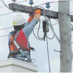 Подключение электричества от столба к дому